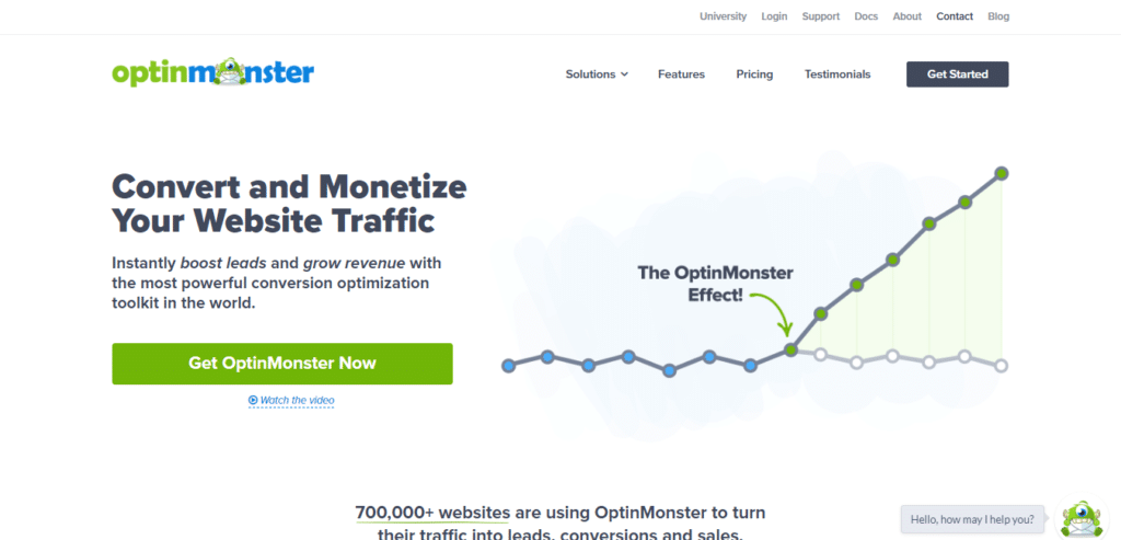 OptinMonster - Most Powerful Lead Generation Software in WordPress
