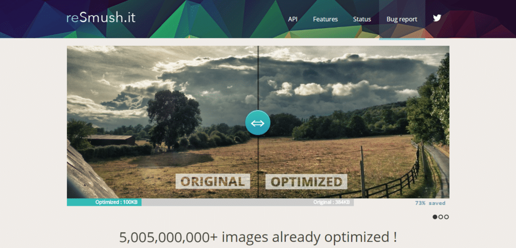 reSmush it - WordPress Image Optimization Tool